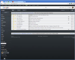 Email Management Gmail 12.04.2012