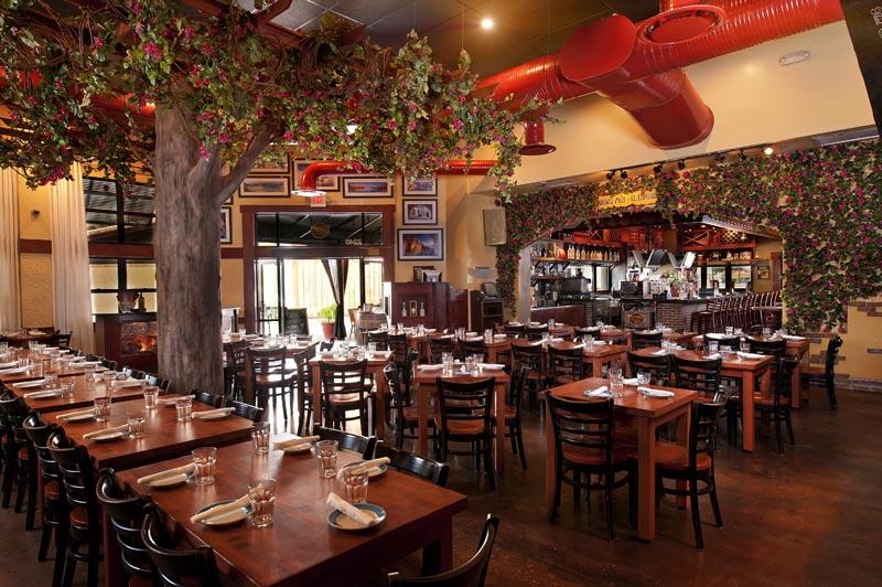Taverna Opa Orlando interior