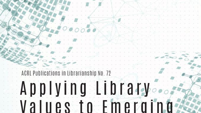 Applying Library Values