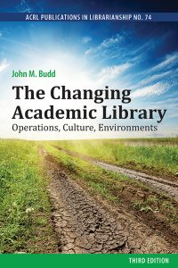 The Changing Academic Library cover