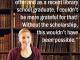 Chelsea Watts scholarship testimonial
