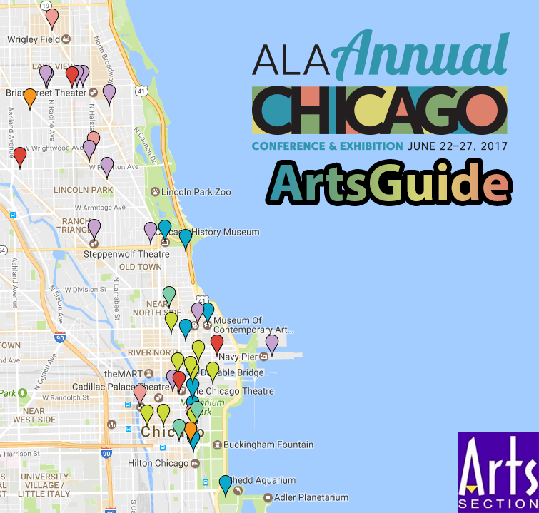 Chicago Arts Guide