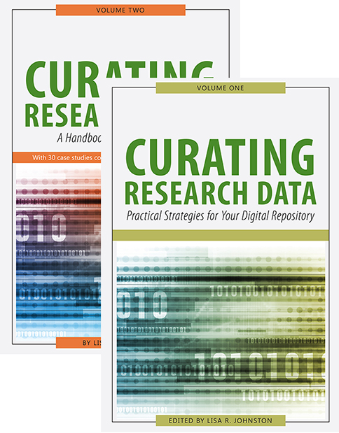 Curating Research Data cover