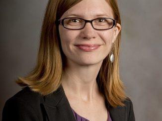 ACRL President Lauren Pressley