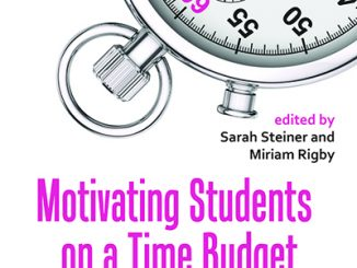 Motivating Students on a Time Budget cover