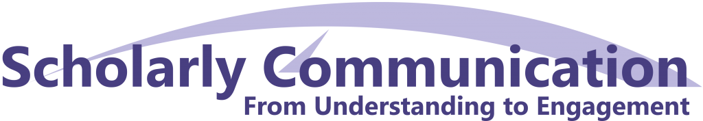 ACRL Scholarly Communcation RoadShow logo