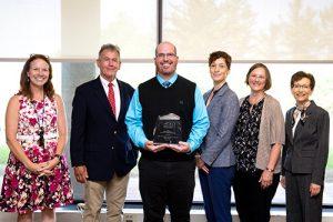 SUNY Geneseo Excellence Award