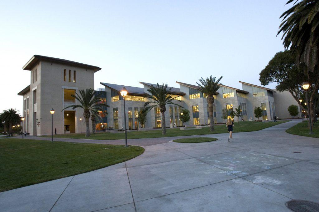 Santa Clara University library