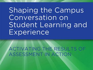 Shaping the Campus Conversation