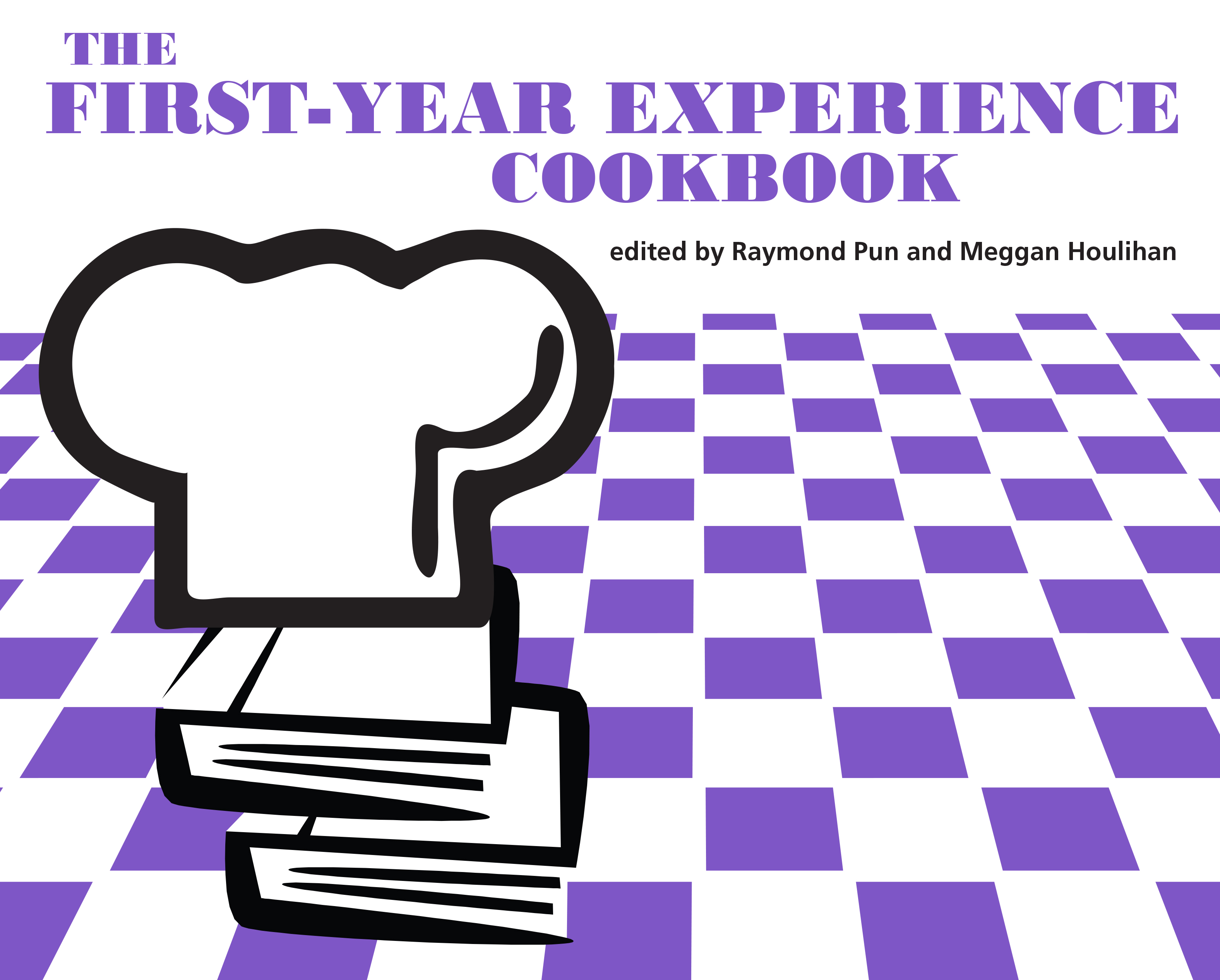 First Year Experience Cookbook cover