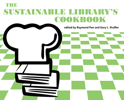 The Sustainable Library's Cookbook cover