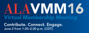 ALA Virtual Membership Meeting