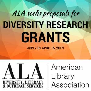 ODLOS diversity grant logo