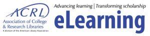 ACRL e-Learning logo