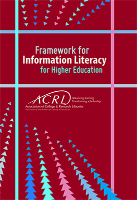 Framework for Informaiton Literacy cover