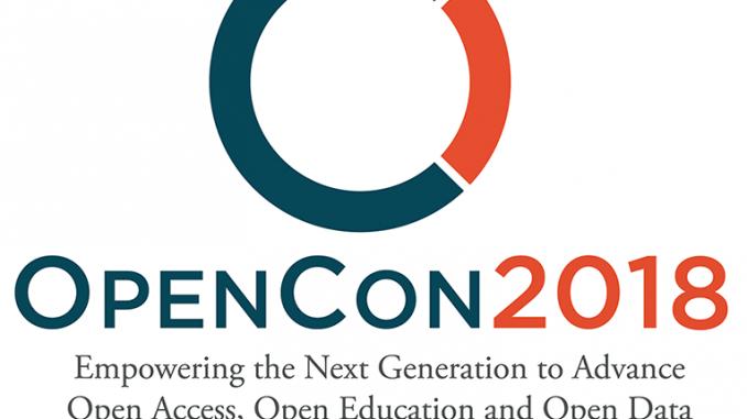OpenCon 2018 logo