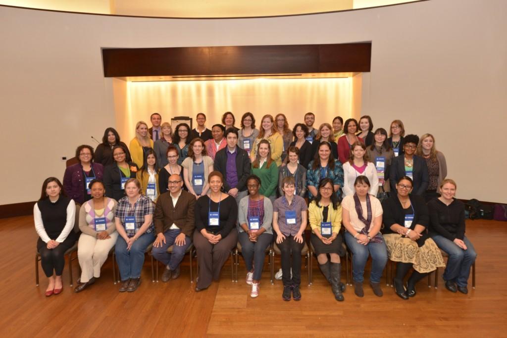 ACRL 2013 Conference Scholarship Recipients