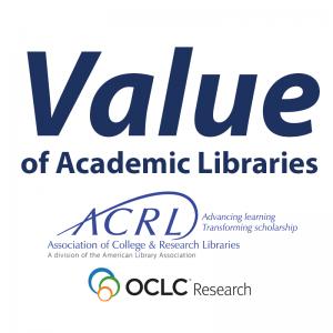 ACRL VAL + OCLC